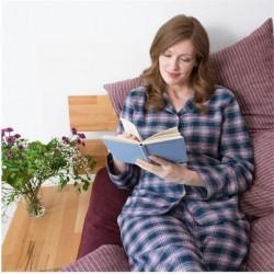 Pyjama flanelle 100% Coton bio