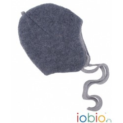 Bonnet bébé polaire de laine