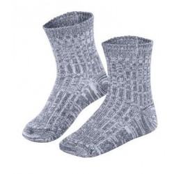 Chaussettes enfants laine et coton