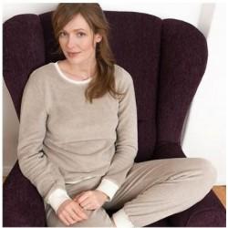 Pyjama éponge 100% Coton bio