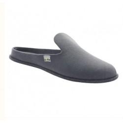 Pantoufles Soft'in Mule gris