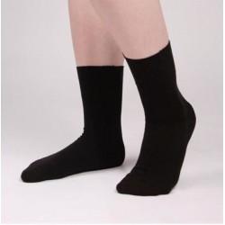 Chaussettes confort sans élastique coton bio