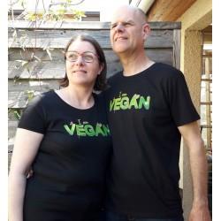Tee-shirt Nat' Vegan femme