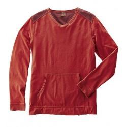 Tee-shirt Chanvre & Coton bio poche kangourou