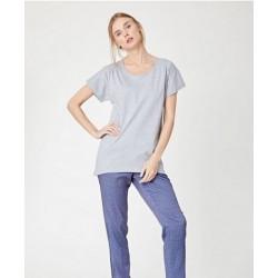 Tee-shirt tunique 100% Coton bio