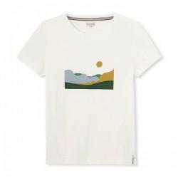 "Tee-shirt ""Palmyre"" 100%..."