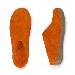 chaussons laine glerups