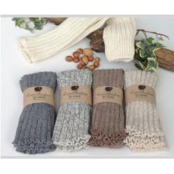 Jambières laine & alpaga