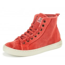Chaussures montantes coton bio