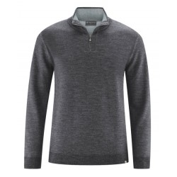Pull col montant laine...