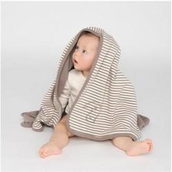 Couverture bébé 100% coton bio
