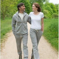 Veste jogging 100% Coton bio