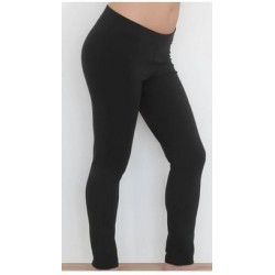 Legging coton bio noir