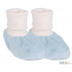 Chaussons bébé coton bio