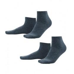 Socquettes sneaker coton bio