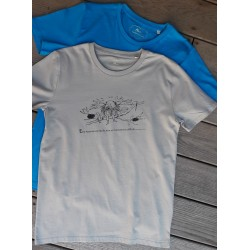 Tee-shirt Nat' proverbe chinois homme