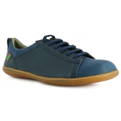 Chaussures El Naturalista bleu ocean