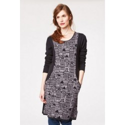 Robe Thought Coton bio et Laine