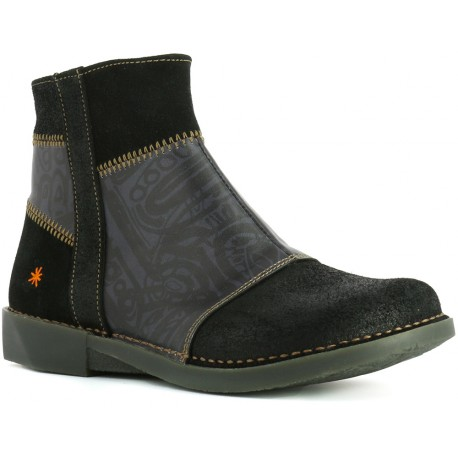 Bottines Art Bergen noires