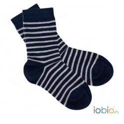 Chaussettes coton bio bébés