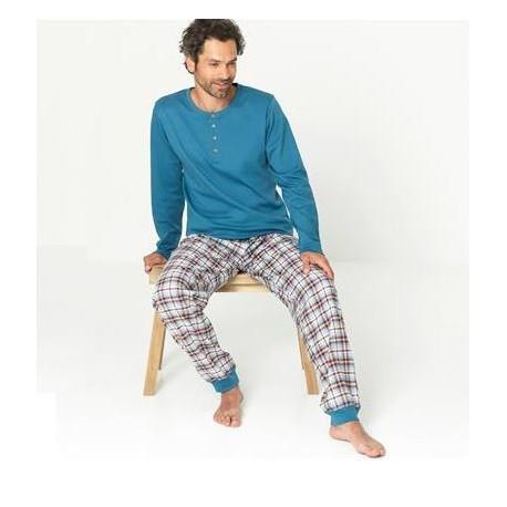 pyjama homme 100 coton bio. Black Bedroom Furniture Sets. Home Design Ideas