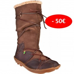 Bottes El Naturalista Organico brown