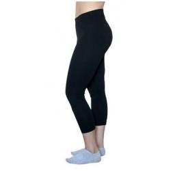 Legging 7/8 coton bio gris Albero