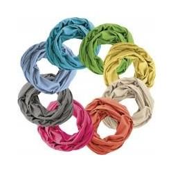 Echarpe snood divers coloris