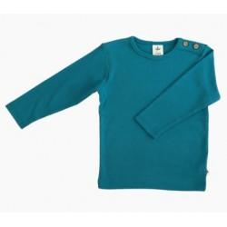Sweat enfant coton bio bleu