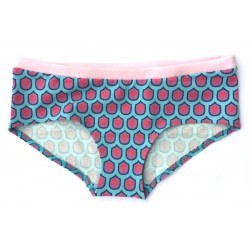 "Slip boxer Colorio ""Shield Hearts"""