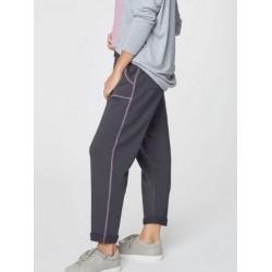 Pantalon molletonné bambou et coton bio