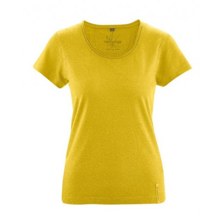 Tee-shirt Chanvre & Coton bio