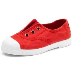 Chaussures enfants Naturalworld rouge