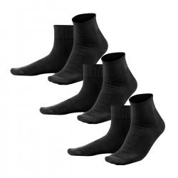 Lot 3 paires chaussettes 100% coton bio