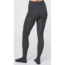 Collants bambou noirs