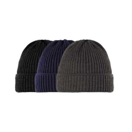 Bonnet 100% laine mérinos