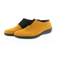Chaussures Loints of Holland jaunes et noires