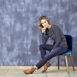 Jeans femme coton bio