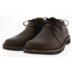 AJ_Chaussures homme cuir châtaigne