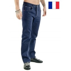 Jeans 1083 coton bio droit super denim homme