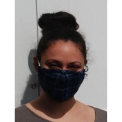 Masque chanvre et coton bio