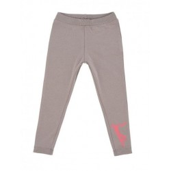 AJ_Leggings coton bio marron glacé