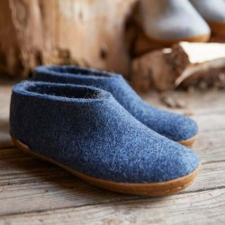 Chaussons adultes laine...