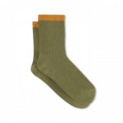Socquettes coton bio 36-41