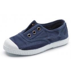 chaussures enfants coton bio cienta