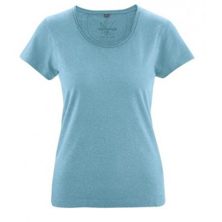 tee-shirt chanvre et coton bio