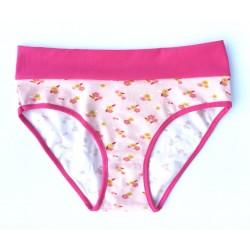 "Culotte coton bio ""pink..."