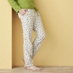 pantalon pyjama femme coton bio Livingcrafts