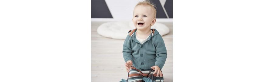 Vêtements écologiques et éthiques pour bébés et enfants