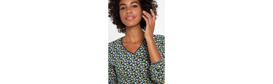 Tee-shirts femmes éthiques et écologiques